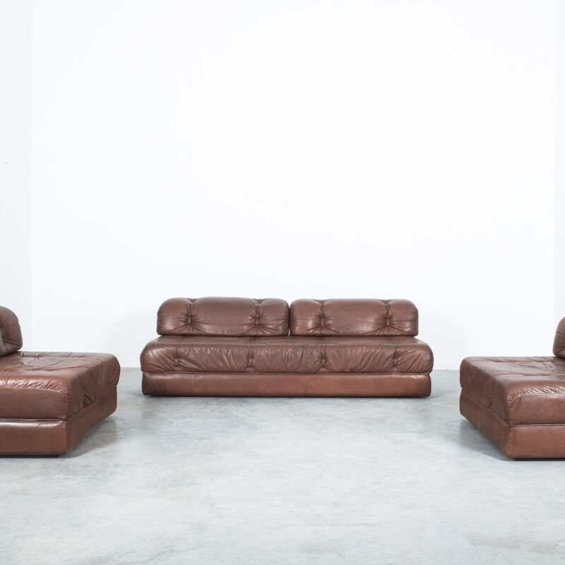 Wittmann Atrium Sofa Chairs Leather 22