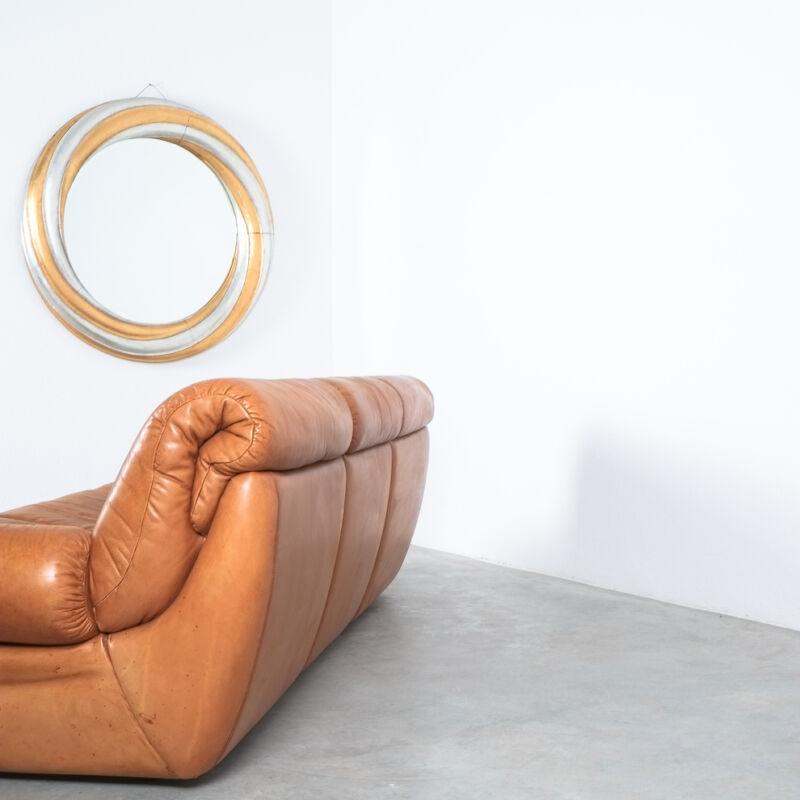 Wittmann Chairman Leather Sofa 06