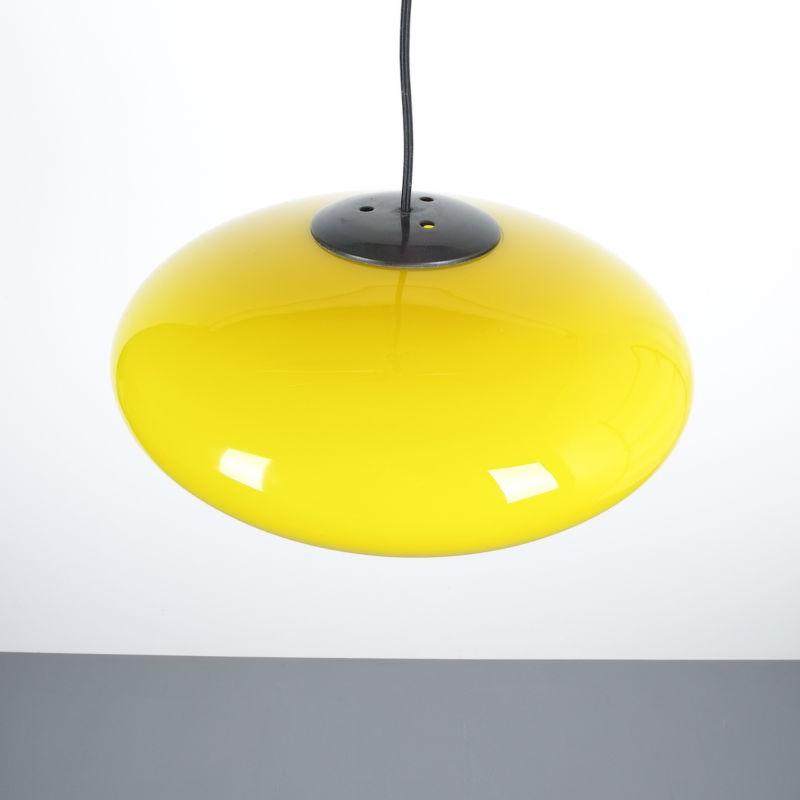 yellow stilnovo pendant lamp_02