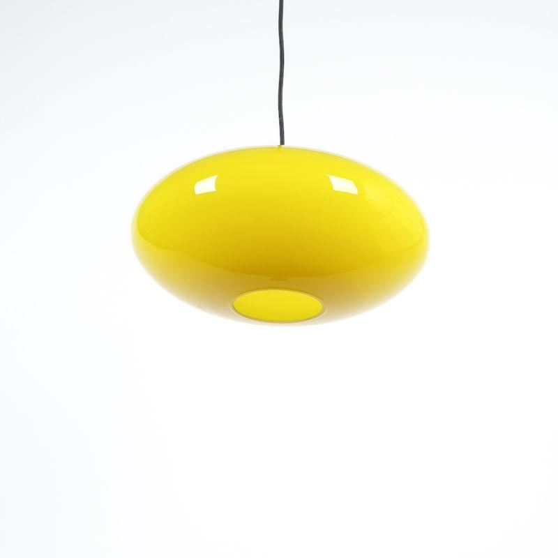 yellow stilnovo pendant lamp_03
