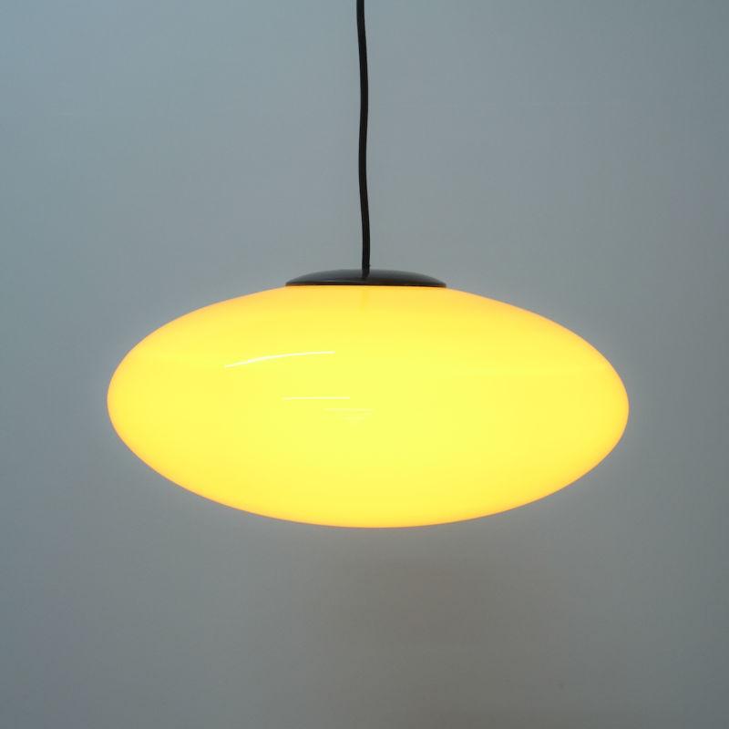 yellow stilnovo pendant lamp_05