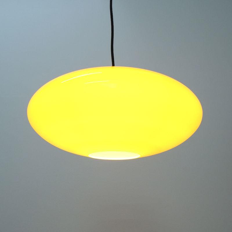 yellow stilnovo pendant lamp_06