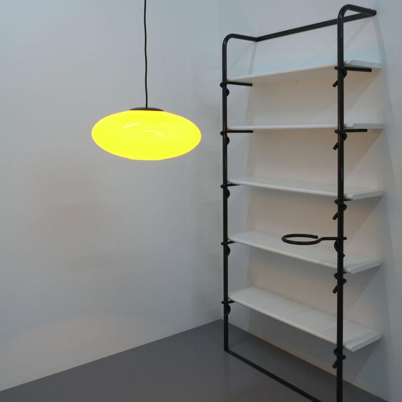 yellow stilnovo pendant lamp_07