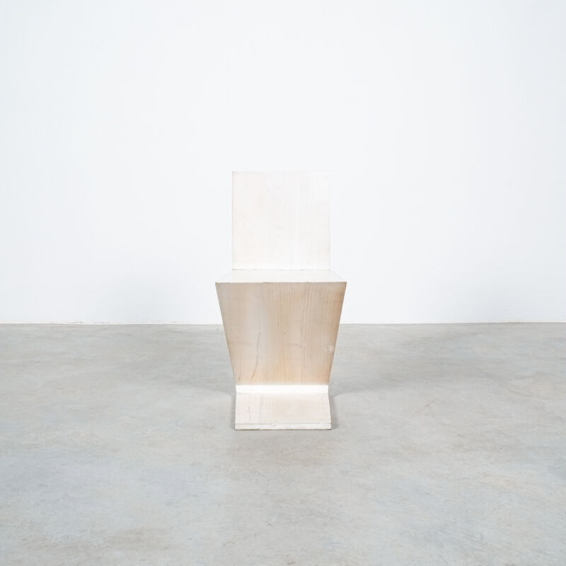 Zig Zag Chair Rietveld 01