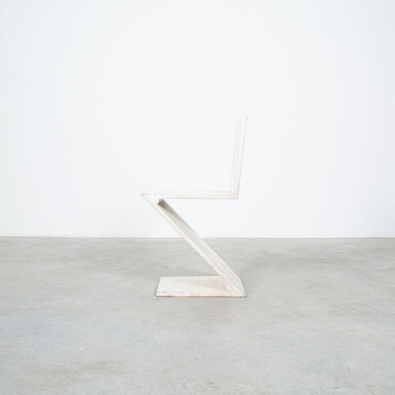 Zig Zag Chair Rietveld 05