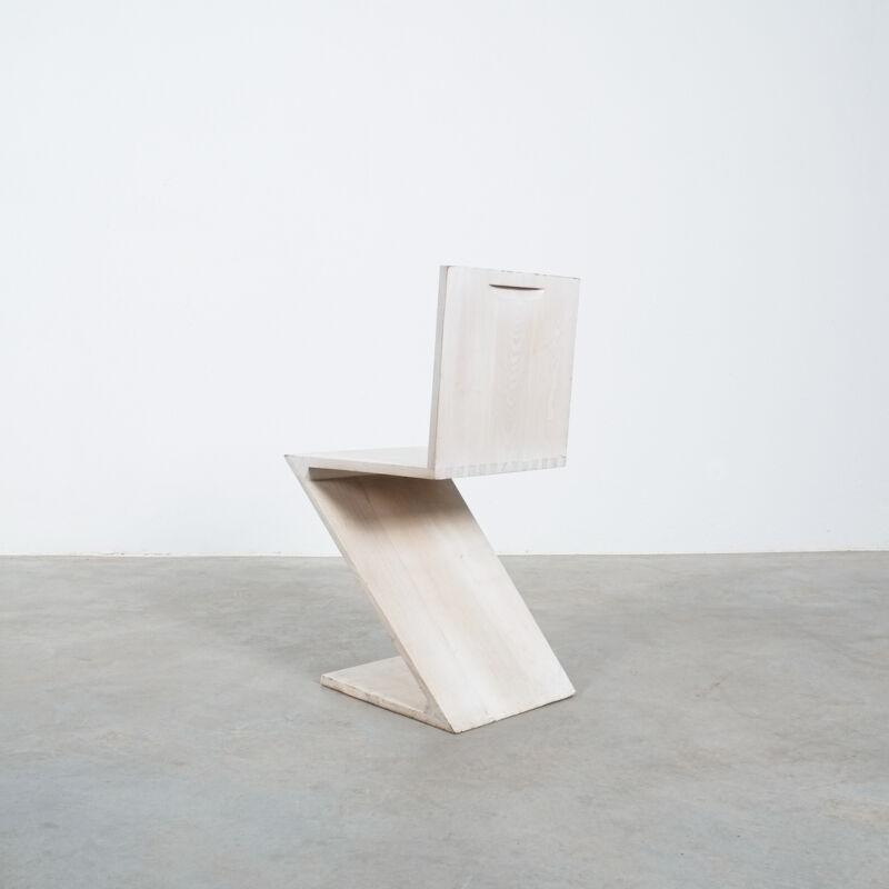 Zig Zag Chair Rietveld 06