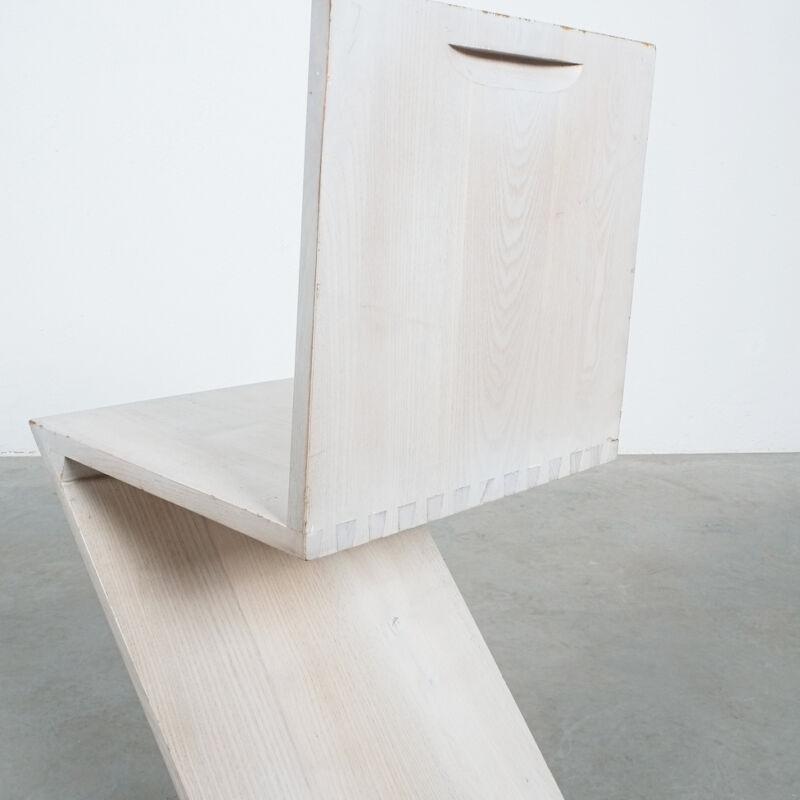 Zig Zag Chair Rietveld 07