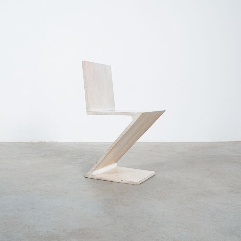 Zig Zag Chair Rietveld 09