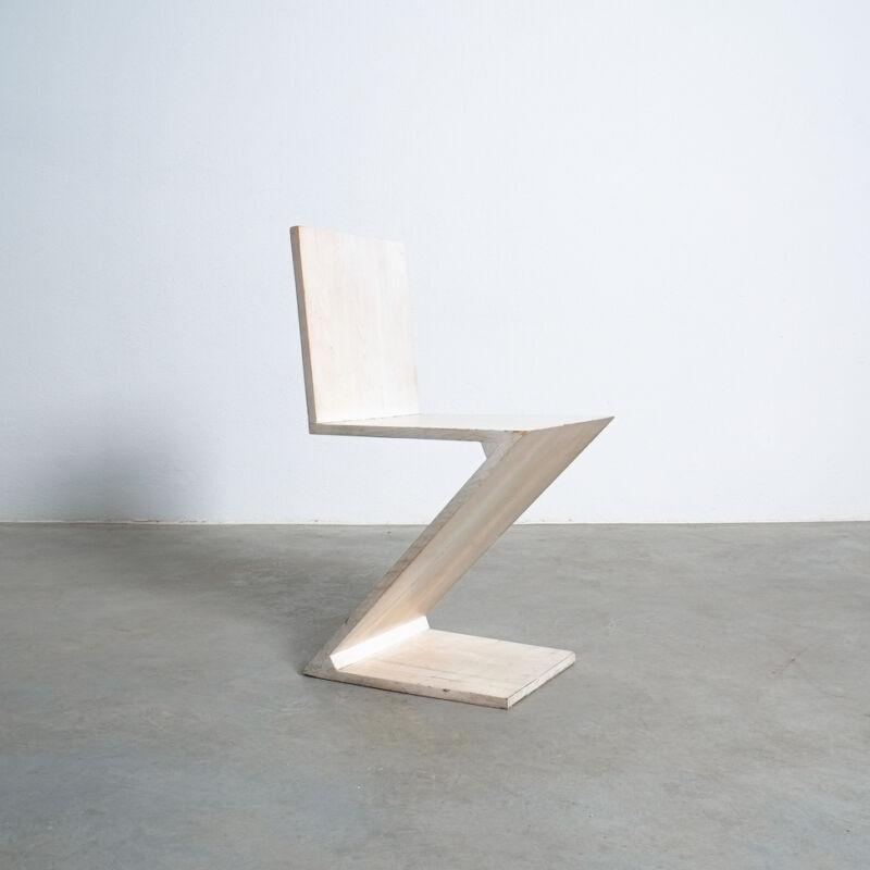 Zig Zag Chair Rietveld 10