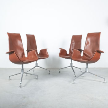 Fabricius Kastholm Brown Leather FK 6725 13