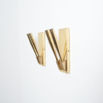 Gio Ponti Sconces Brass 03