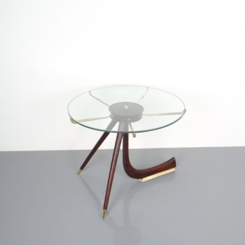 Brevettato italian brass wood table brevetto_08 Kopie