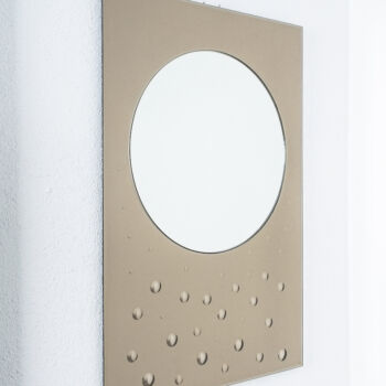 Bubble mirror