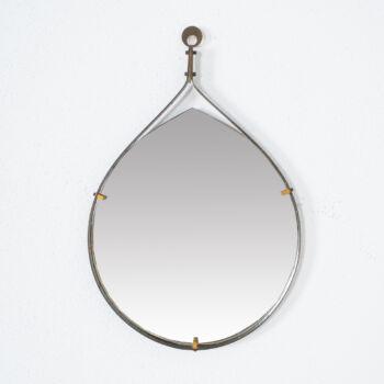 Teardorp Mirror Italy Iron Brass 04